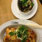 Fantastic lasagnas!