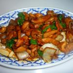 Cashew Nut Basil Chicken Specialty