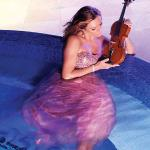 Margot Zarzycka, violin