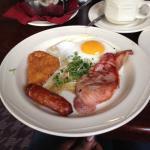 Mini breakfast