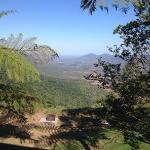 looking down toward the Pioneer Valley