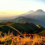 Prahu Mountain