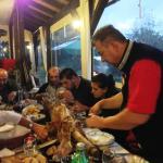 Family Festivities with Miro!