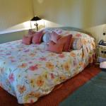 Bequeme Betten im Zimmer 25
