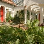 Hacienda, one of 10 greenhouses