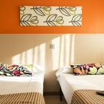 habitación doble- 2 camas