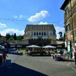 Piazza Romeo Romei già della rocca