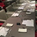 Salle de repas