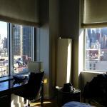 Corner in Corner King Deluxe Room