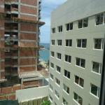 A construção ao lado