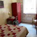 Zimmer im Hotel Boquier