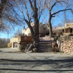 Entrance up to Inn on La Loma