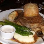 Prime Rib is excellent!