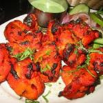 Boneless Free Range Tandoori Spiced Chicken