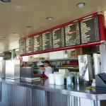 Bild från Arry's Super Burgers