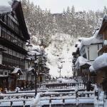 冬の積雪は2m~3m