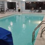 17th floor pool