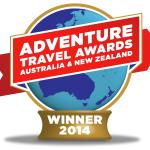 Witch's Hat Winner of the 2014 Adventure Travel Awards