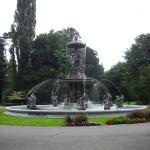fontana nel parco 2