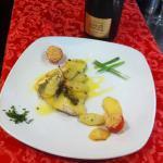 Cena con Champagne Charles Heidsieck