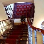 Escalera hotel 2