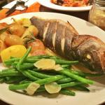 My lovely seabass :)