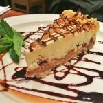 Best salted caramel cheesecake ever!!!
