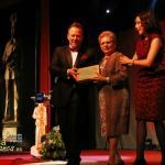 Homenaje: Gala Premios Hosteleria 2014