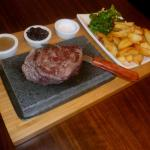 Foto de The Sperrin Restaurant & Steak House