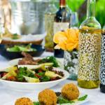 Summer Menu Antipasti feast