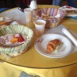 El genial desayuno