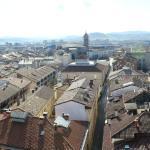 Panorámica de Vitoria-Gasteiz desde la Torre