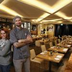 Leitung Gastronomie Olga Krahn und Küchenchef Holger Melchert