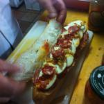 Ecco il panino!