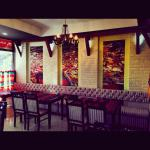 Our warm atmosphere