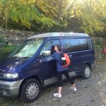 Our beloved van