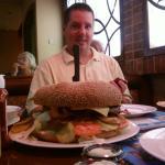 Big Cheeseburger at Don Laughlin's
