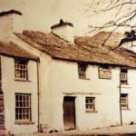 old photo of the original Britannia