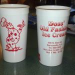 Doss Old Fashion Ice Cream