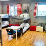 New York Room Dormitory for 10 people with beautiful view on the center