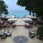 Bajan Blue at Sandy Lane Foto