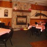 dining fireside!