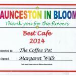 Winners in Launceston in Bloom