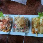 Ceviche trilogy