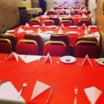 Big party booking