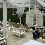 Terrace for weddings