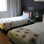room 801 (at frontside of hotel)