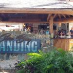 Great breakfasts at Cruz Bay Landing!