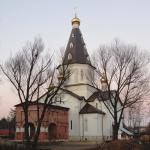 Temple of Xenia of St. Petersburg