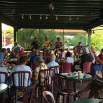 Tues 10:00 am 11/18/14 live large group music on the porch